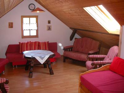Ferienwohnung Haus Hilde Wohnung 2 (993407), Presseck, Frankenwald, Bayern, Deutschland, Bild 7