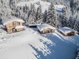 """Ferienhaus """"Stein-Chalet mit Sauna und Outdoor Hot Tub (inkl. Frühstück)"""""""