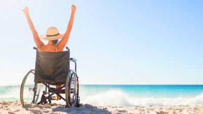 Behindertengerechte Ferienhäuser und Ferienwohnungen