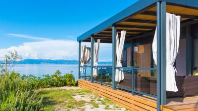 Bungalow mieten - Günstig Urlaub machen, z.B. am See oder am Meer