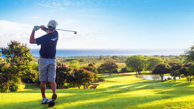 Holiday accommodation for golf holidays