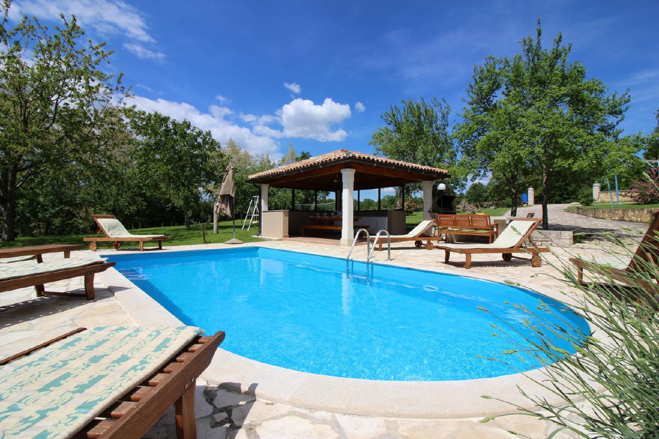 Ferienhaus für 12 Personen ca. 160 m² in  in Kroatien