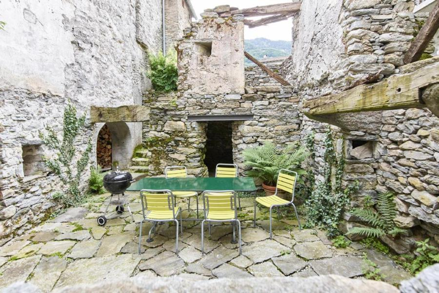 Holiday house Casa Döbeli - Ferien im Baudenkmal (1554752), Russo, Lake Maggiore (CH), Ticino, Switzerland, picture 9