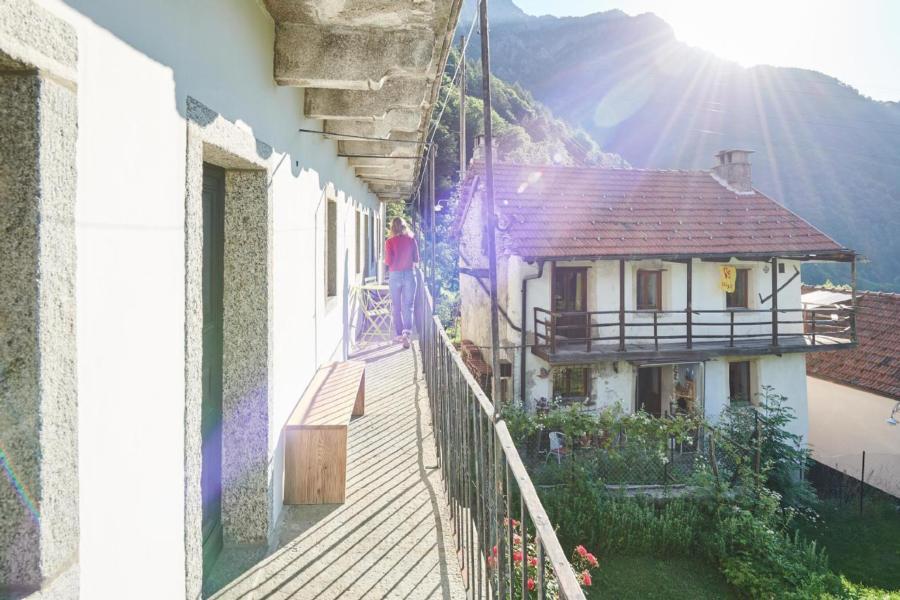 Holiday house Casa Döbeli - Ferien im Baudenkmal (1554752), Russo, Lake Maggiore (CH), Ticino, Switzerland, picture 2