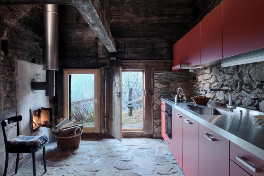 Maison de vacances Huberhaus - Ferien im Baudenkmal (1554762), Bellwald, Aletsch - Conches, Valais, Suisse, image 4