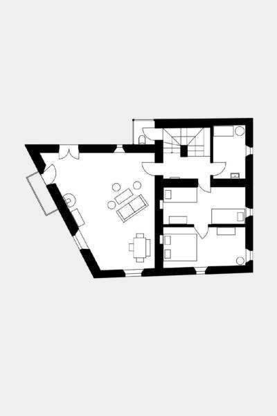 Ferienhaus Cäsa Picenoni Cief - Ferien im Baudenkmal (1572266), Bondo, Bergell, Graubünden, Schweiz, Bild 15