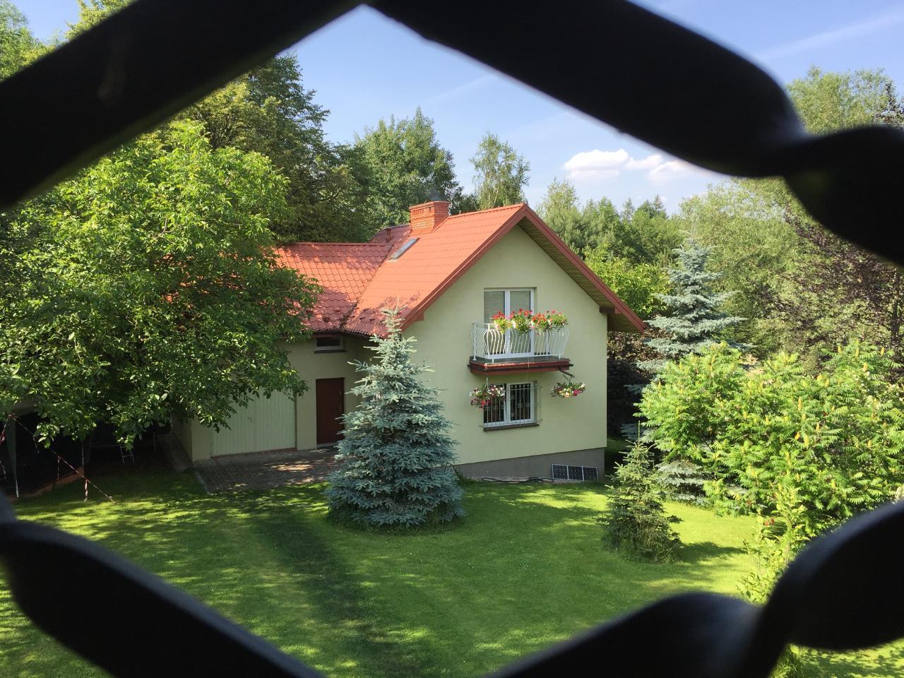 Holiday House EWA Südpolen Bauernhof