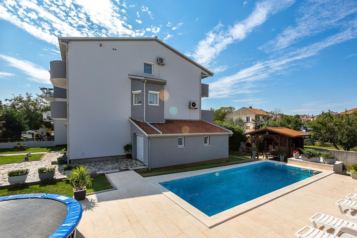 Ferienwohnung für 6 Personen ca. 90 m² i  in Kroatien