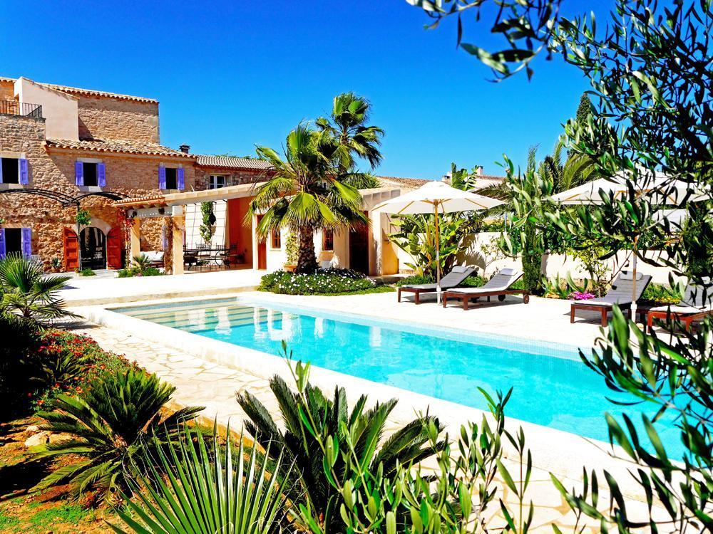 Ferienhaus mit Privatpool für 6 Personen ca 214 m² in Santanyi Mallorca Südostküste von Mallorca