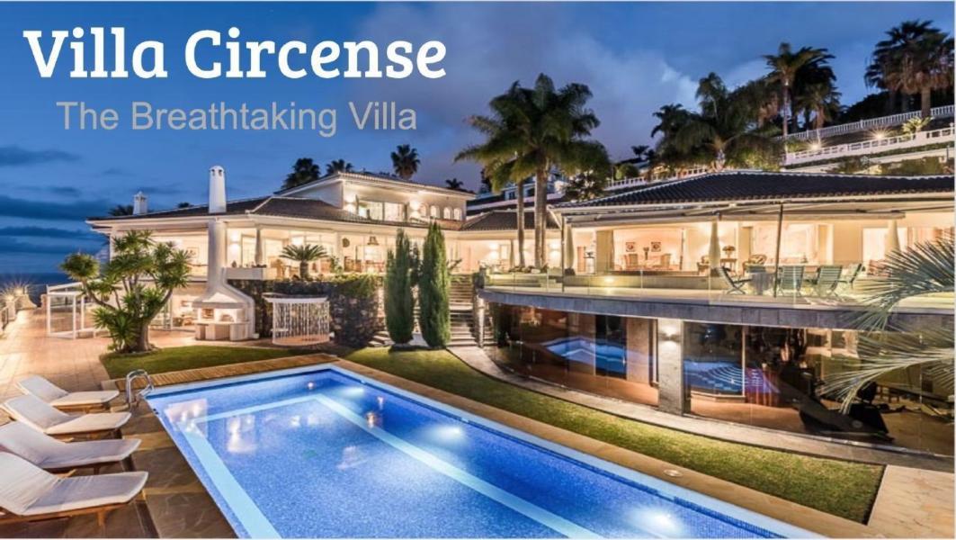 The Breathtaking Villa, Teneriffa Nord