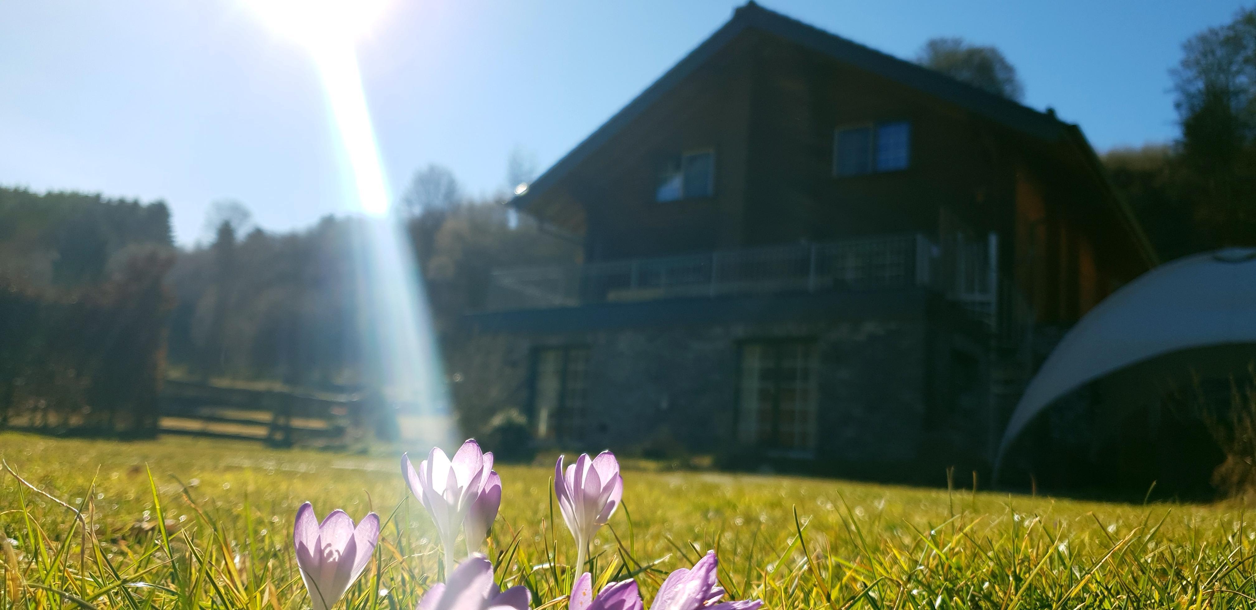 wundervolle Ferienvilla bekannt aus Kabel1  in der Eifel