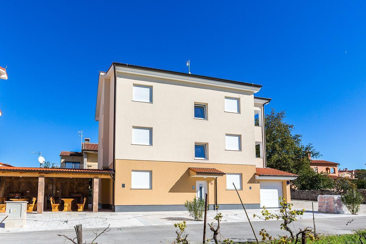 Ferienwohnung für 6 Personen ca. 100 m²   in Kroatien