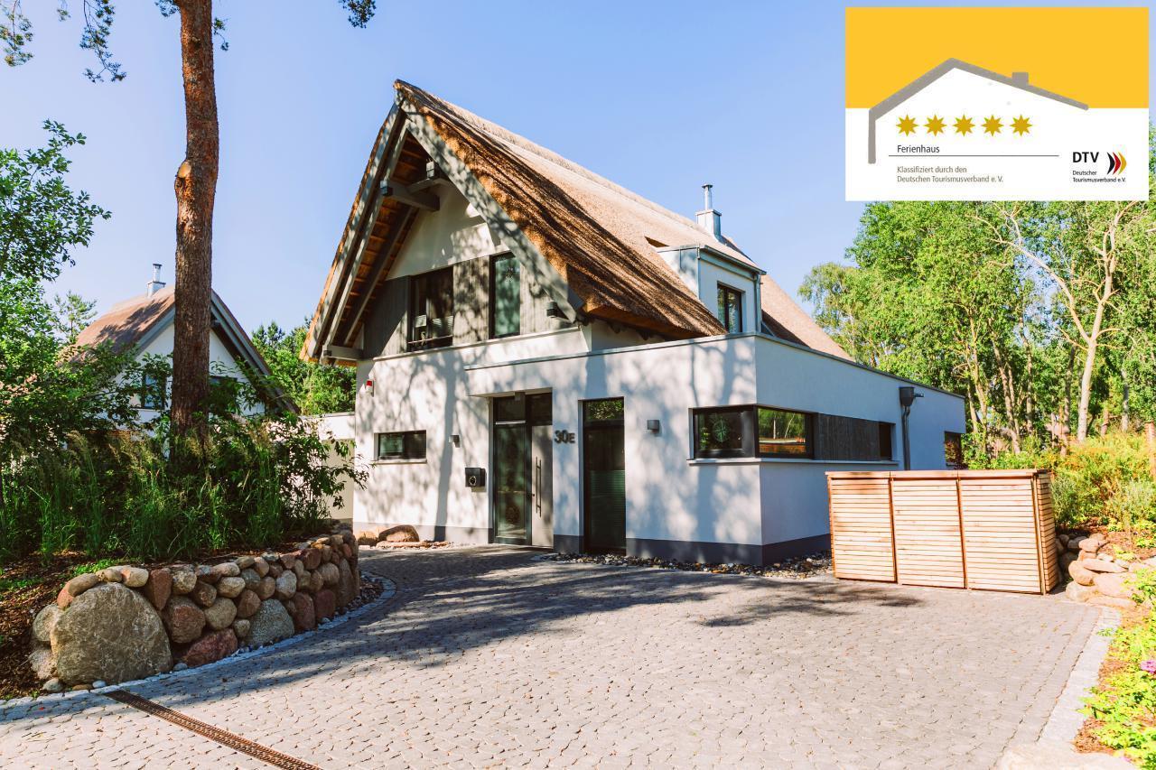 5 Sterne Luxusferienhaus mit beheiztem Außen  auf Usedom