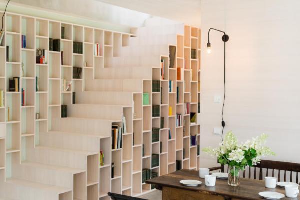 neubau auf denkmalgesch tztem anwesen direkt am wasser bei potsdam und berlin. Black Bedroom Furniture Sets. Home Design Ideas
