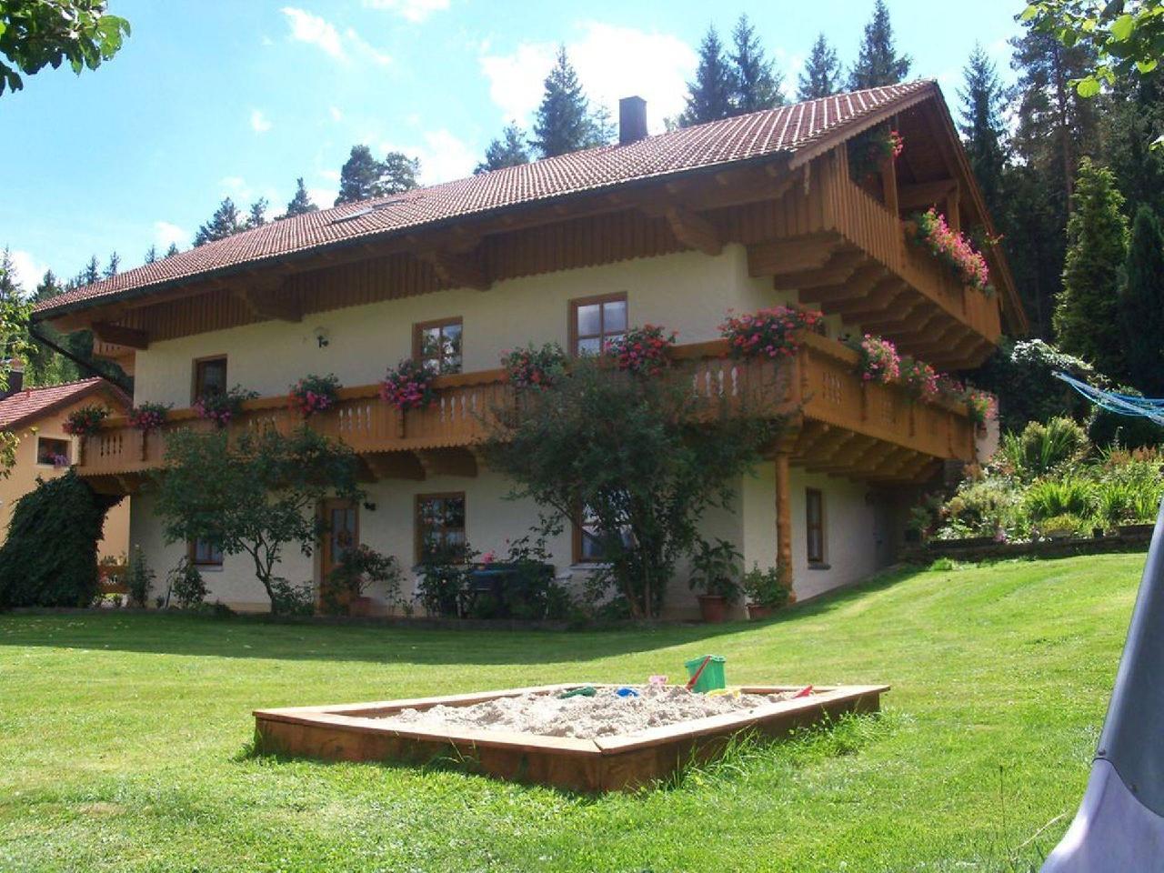 Gästehaus Steinbeisser Ferienwohnung II (120   in Deutschland