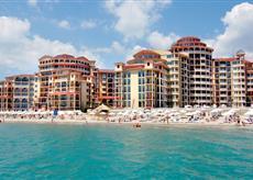 Atrium Beach Ferienwohnung C105 Elenite Apartament 5 Personen