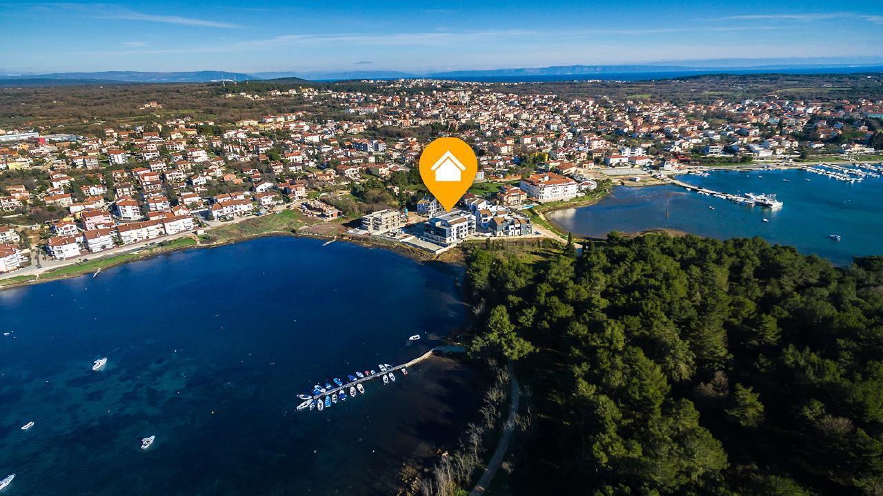 Ferienwohnung für 4 Personen ca. 80 m² i  in Kroatien