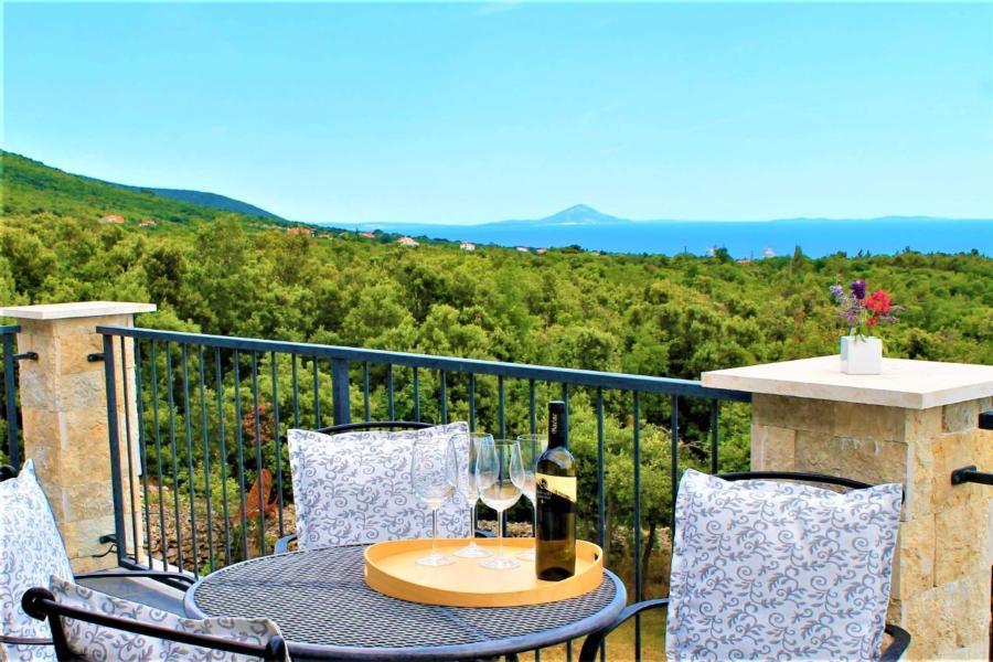 Ferienhaus Villa Diminici - der Zauber Istriens : Wohlfühlen und Entspannen in stilvollem Ambiente mi (2450306), Diminici, , Istrien, Kroatien, Bild 13