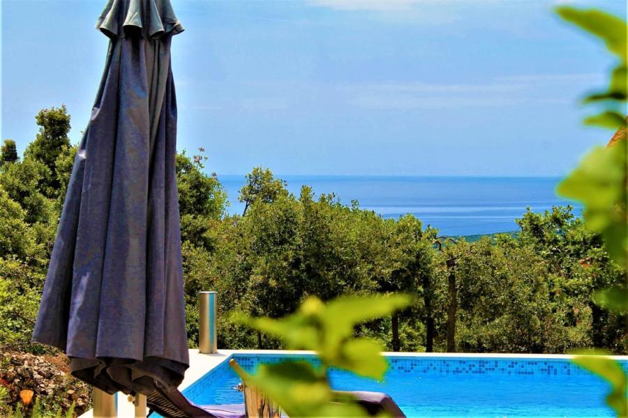 Ferienhaus Villa Diminici - der Zauber Istriens : Wohlfühlen und Entspannen in stilvollem Ambiente mi (2450306), Diminici, , Istrien, Kroatien, Bild 5