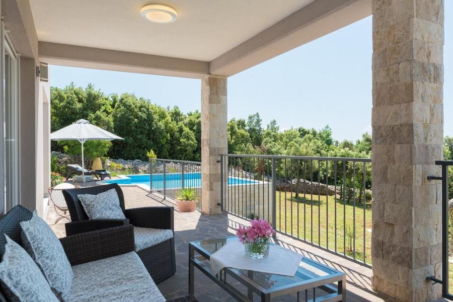Ferienhaus Villa Diminici - der Zauber Istriens : Wohlfühlen und Entspannen in stilvollem Ambiente mi (2450306), Diminici, , Istrien, Kroatien, Bild 8