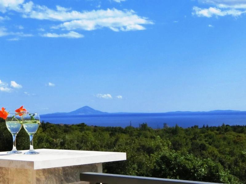 Ferienhaus Villa Diminici - der Zauber Istriens : Wohlfühlen und Entspannen in stilvollem Ambiente mi (2450306), Diminici, , Istrien, Kroatien, Bild 14