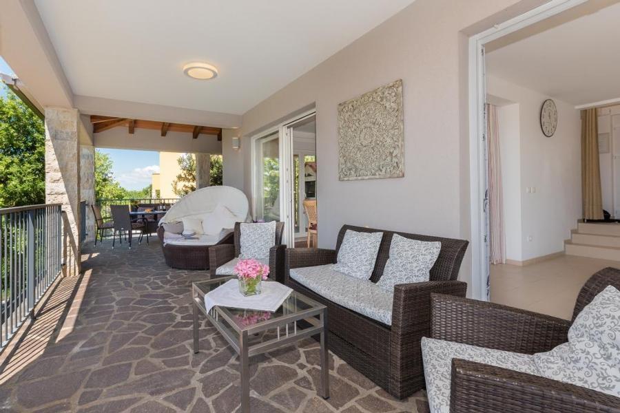 Ferienhaus Villa Diminici - der Zauber Istriens : Wohlfühlen und Entspannen in stilvollem Ambiente mi (2450306), Diminici, , Istrien, Kroatien, Bild 7