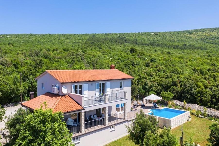 Ferienhaus Villa Diminici - der Zauber Istriens : Wohlfühlen und Entspannen in stilvollem Ambiente mi (2450306), Diminici, , Istrien, Kroatien, Bild 1