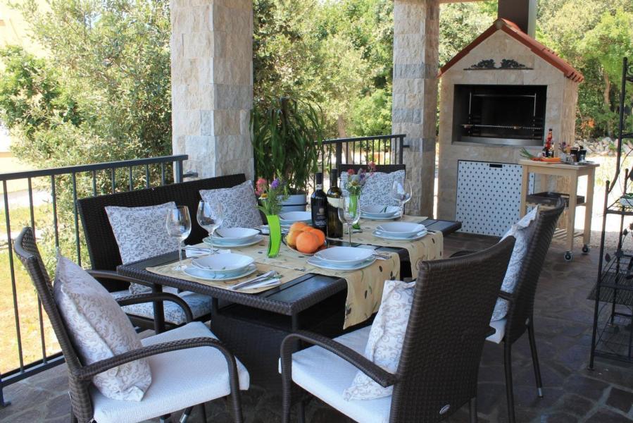 Ferienhaus Villa Diminici - der Zauber Istriens : Wohlfühlen und Entspannen in stilvollem Ambiente mi (2450306), Diminici, , Istrien, Kroatien, Bild 12