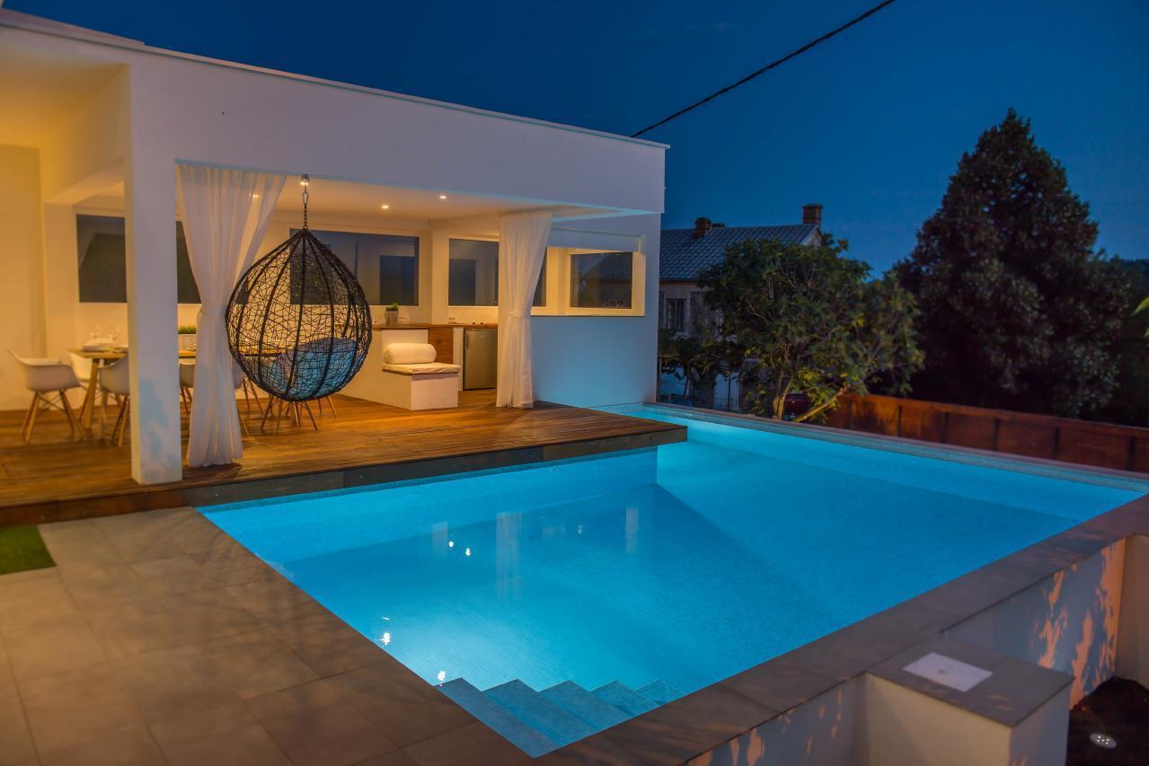 Haus mit Pool  in Kroatien
