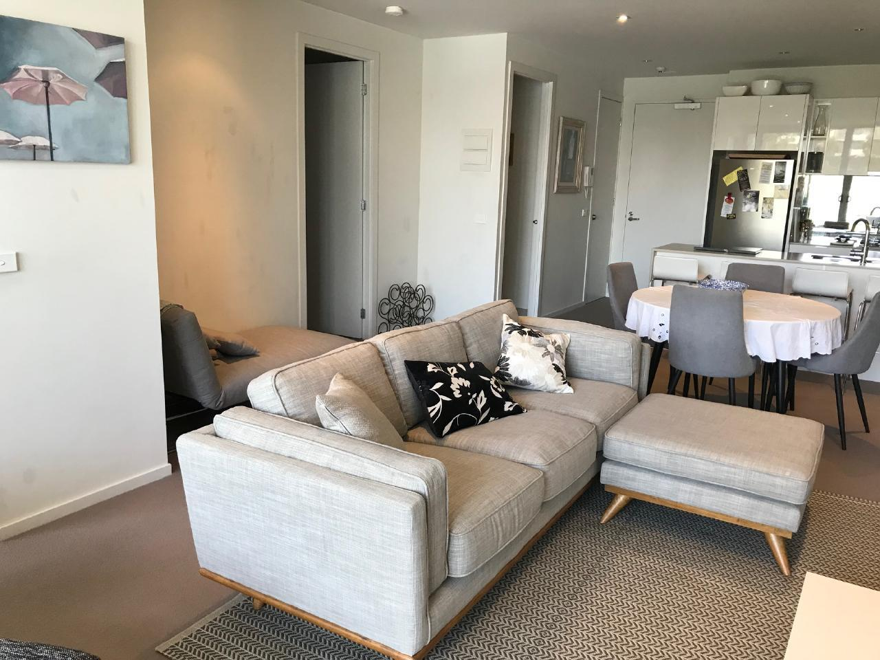 Marina View Apartment am Maribyrnong Fluss  in Australien