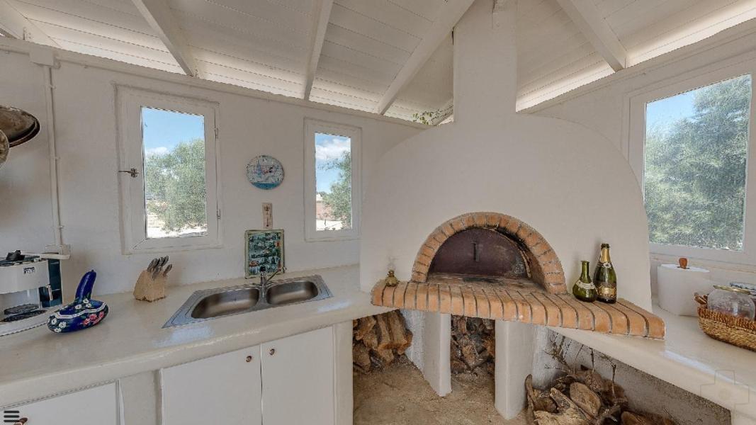 Außenküche Mit Backofen : Ferienhaus pitsidia mit pool für bis zu 6 personen mieten