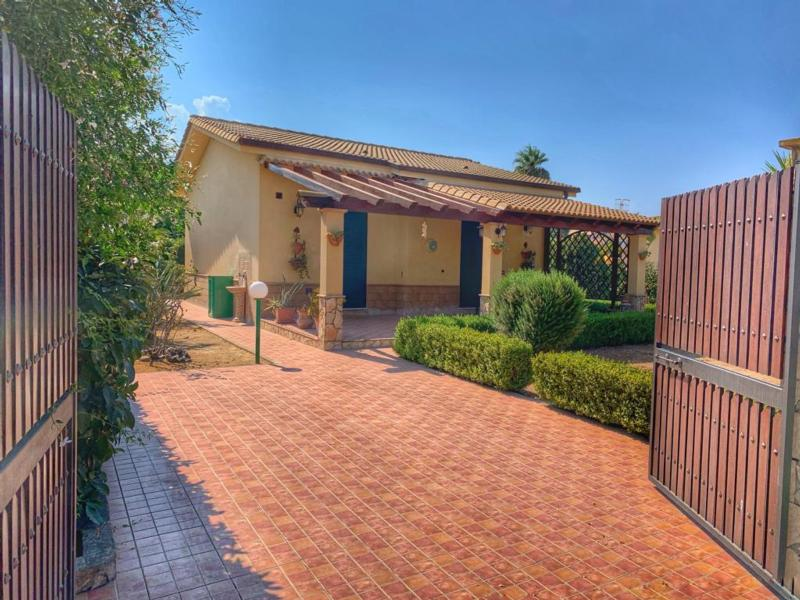 Maison de vacances Villa Plumeria House kostenlose Wi-Fi kostenlose Parkplätze (2680612), Campofelice di Roccella, Palermo, Sicile, Italie, image 4