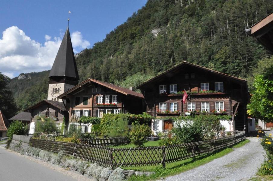 Holiday apartment Chalet Huber 6-Bettwohnung (2692244), Meiringen, Meiringen - Hasliberg, Bernese Oberland, Switzerland, picture 3