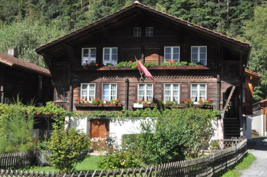 Holiday apartment Chalet Huber 6-Bettwohnung (2692244), Meiringen, Meiringen - Hasliberg, Bernese Oberland, Switzerland, picture 2