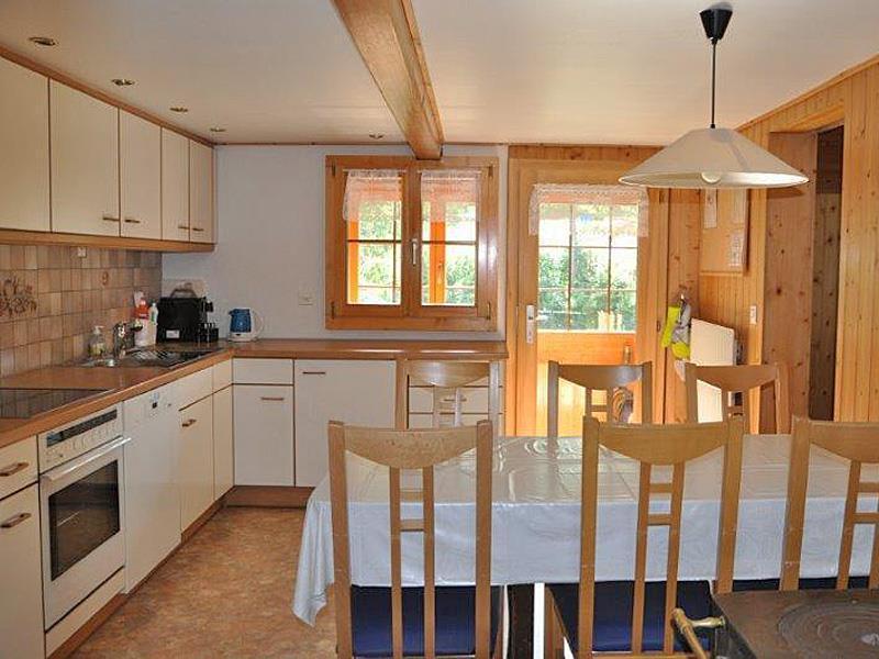 Holiday apartment Chalet Huber 6-Bettwohnung (2692244), Meiringen, Meiringen - Hasliberg, Bernese Oberland, Switzerland, picture 4