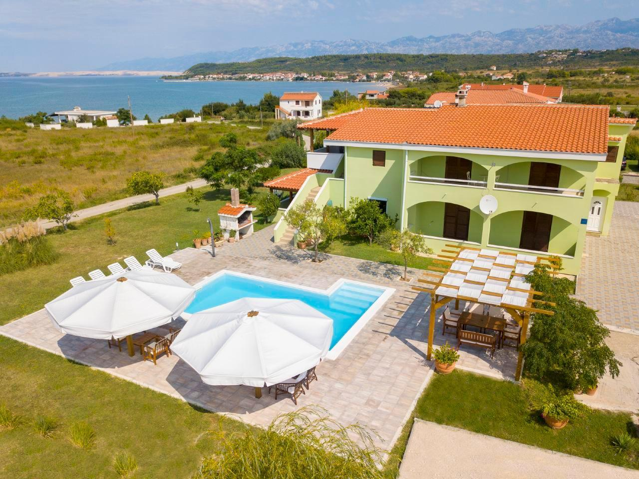 Apartment 4+2  in Kroatien