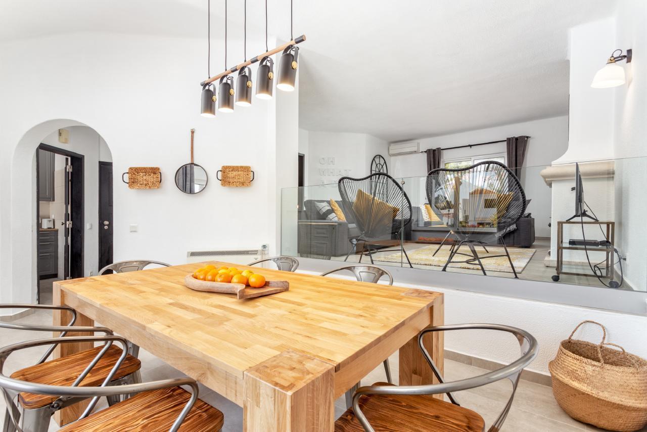 Vale do Lobo Design Villa 5+2 guests, heated pool, near beach, golf, tennis