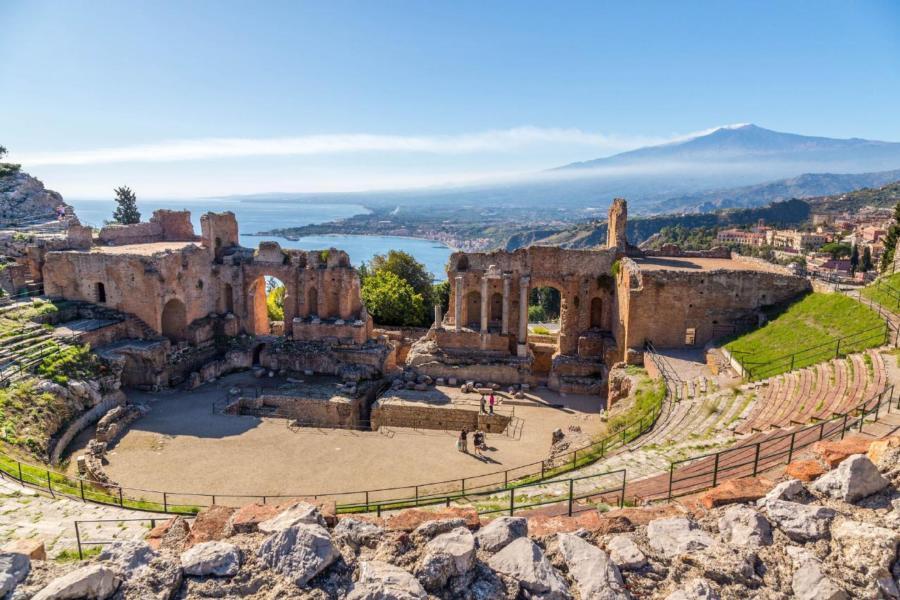 Ferienhaus Urlaub in Sizilien zwischen Etna und Taormina (315818), Zafferana Etnea, Catania, Sizilien, Italien, Bild 49