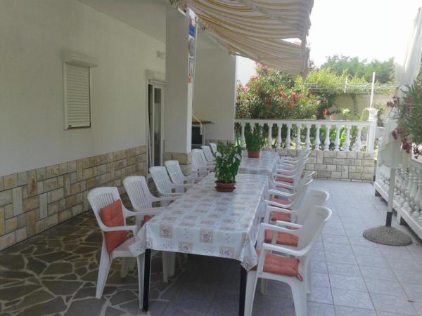 Appartement de vacances TINA bis 8 Personen. (317411), Rab (Stadt), Île de Rab, Kvarner, Croatie, image 25