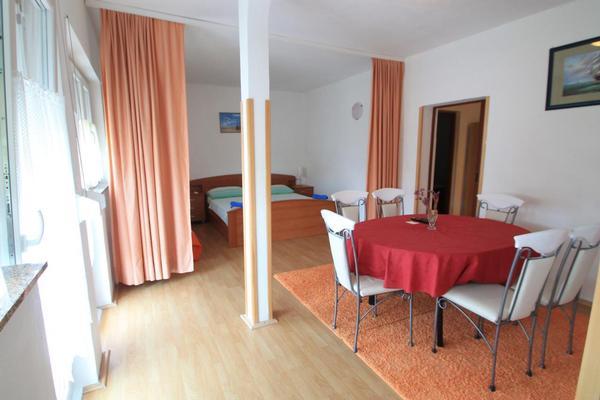 Appartement de vacances TINA bis 8 Personen. (317411), Rab (Stadt), Île de Rab, Kvarner, Croatie, image 14