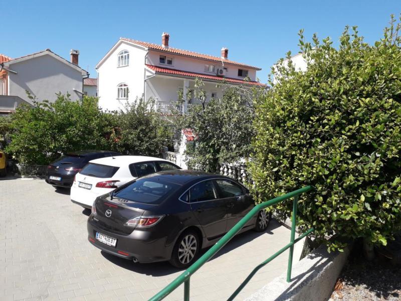 Appartement de vacances TINA bis 8 Personen. (317411), Rab (Stadt), Île de Rab, Kvarner, Croatie, image 3