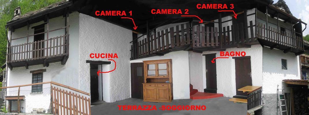 Rustico, Val Verzasca, Ticino, Verzasca Valley
