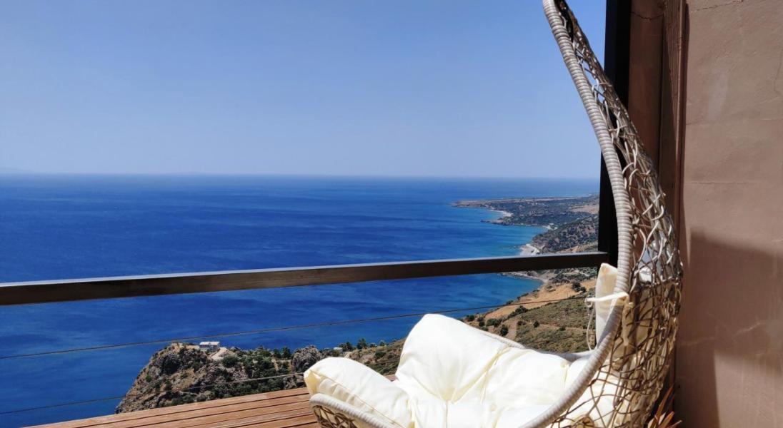 Holiday house Villa Spiros-Anemos, 4 Jahreszeiten luxus villen - Sued Kreta (383351), Plakias, Crete South Coast, Crete, Greece, picture 29