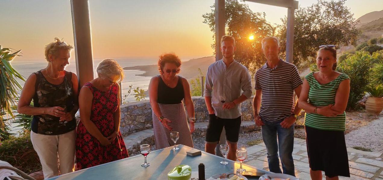 Holiday house Villa Spiros-Anemos, 4 Jahreszeiten luxus villen - Sued Kreta (383351), Plakias, Crete South Coast, Crete, Greece, picture 25