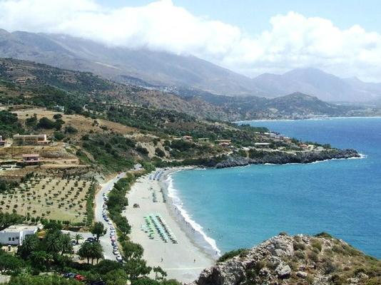 Holiday house Villa Spiros-Anemos, 4 Jahreszeiten luxus villen - Sued Kreta (383351), Plakias, Crete South Coast, Crete, Greece, picture 19