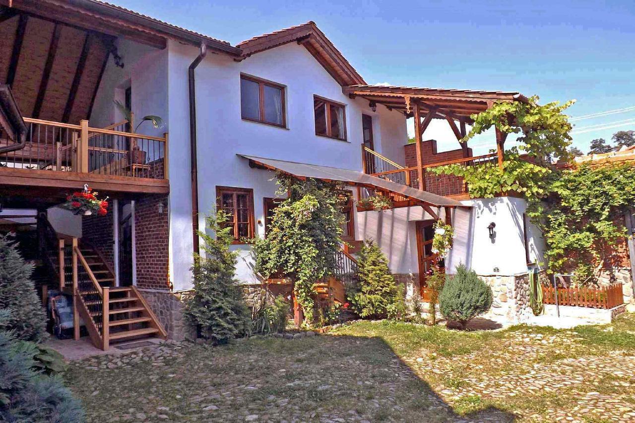 CASA PELU grundrenoviertes Karpaten Bauernhaus in Hirtendorf bei Sibiu Hermannstadt Transsilvanien Siebenbürgen Rumänien