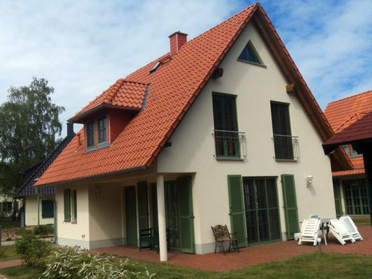 Ferienhaus Dünenresidenz Glowe  auf Rügen