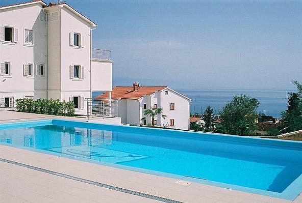 Luxusvilla Calista für 16 Personen in Opatija  in Kroatien