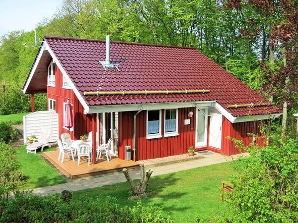 Ferienhaus Mia im Ferienpark Extertal zwischen Teu  in Nordrhein Westfalen