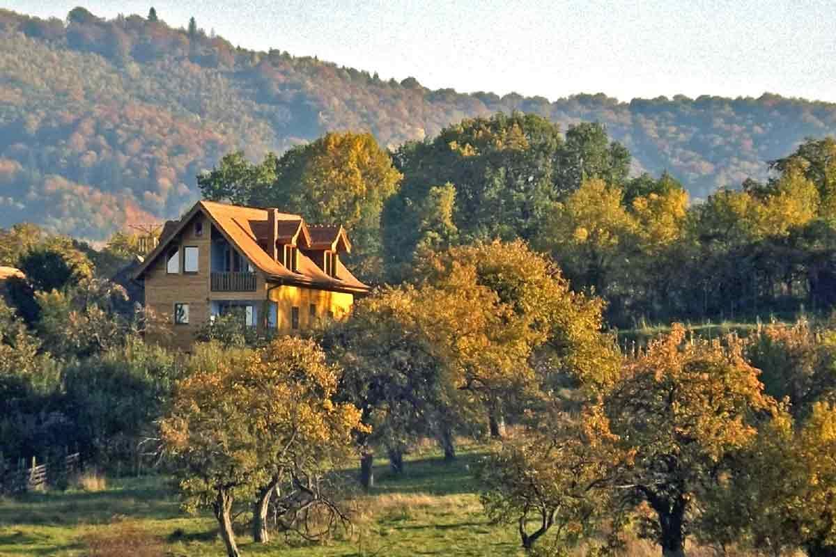 CASA ZOLLO Ferienhaus in Hirtendorf am Fuße der Karpaten bei Sibiu